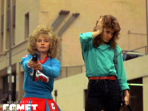 "Kelli Maroney ""NIGHT OF THE COMET"" Photo #3"