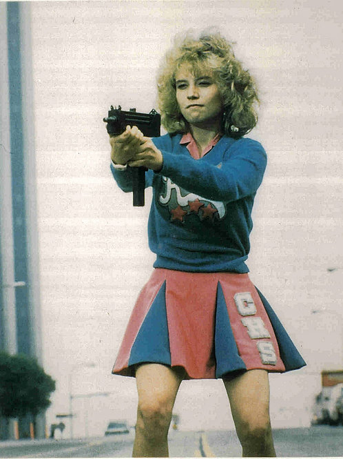 "Kelli Maroney ""NIGHT OF THE COMET"" Photo #1"
