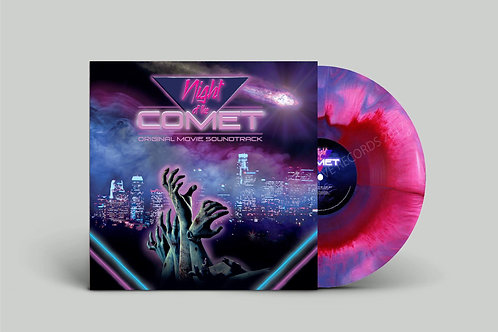 Newly Remastered Night of the Comet Soundtrack CD