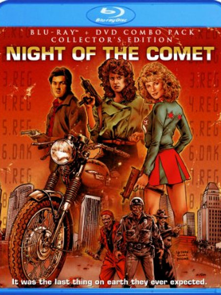 Night of the Comet (Blu-ray)