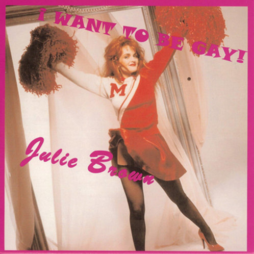 I want to be Gay Album