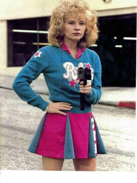 "Kelli Maroney ""NIGHT OF THE COMET"" Photo #2"