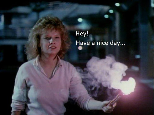 "Kelli Maroney ""CHOPPING MALL"" Photo #2"