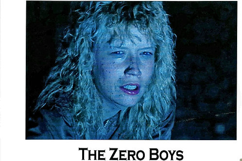 "Kelli Maroney ""THE ZERO BOYS"" Photo #2"