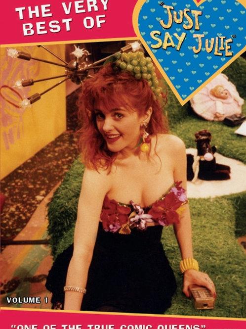 Best of Just Say Julie Volume #1 DVD