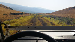 Golan Heights Road Trip