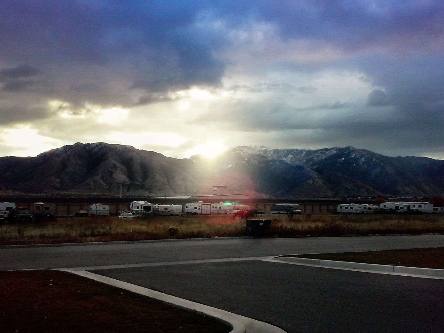 Wasatch Back Sunrise