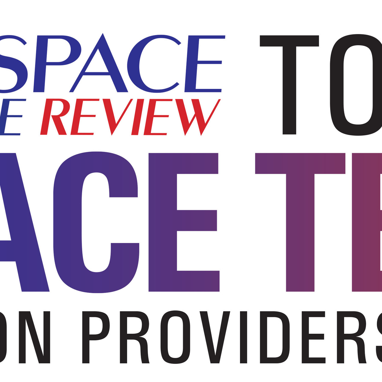 Top 10 Space Tech Solution Providers 202