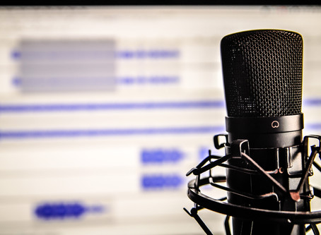 Addicted to Podcasting