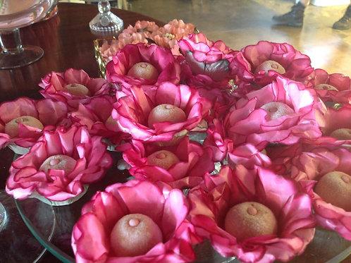 100 Forminhas Delicadinhas Pink