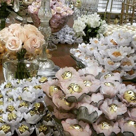 Flores e mais flores #forminhas