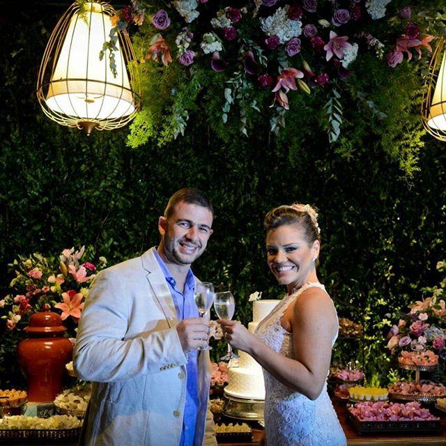 Inspiração Decor #casamentos #cerimonial #festademenina #casar #weddingdecor #bridalshow #marketingd