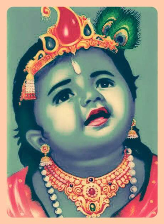 Janmashtami is in the year 2017 on August 14th