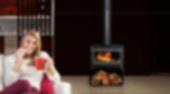 Blaze B100 wood heater