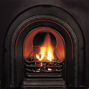 Nectre Fireplaces Gas Flame