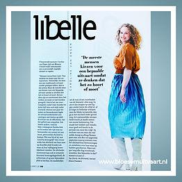 Interview Bloesem Uitvaart in Libelle, juni 2019