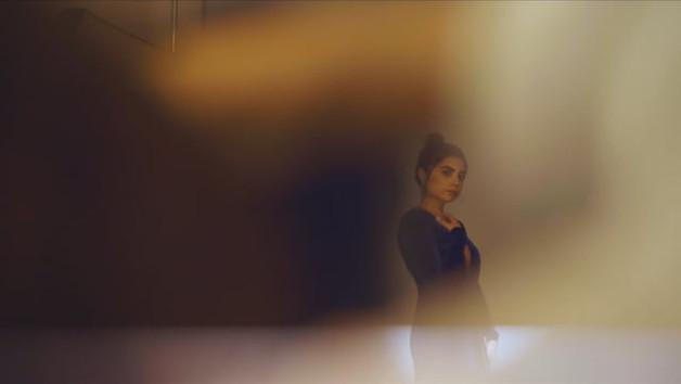 Shooting Melika Najafizadeh