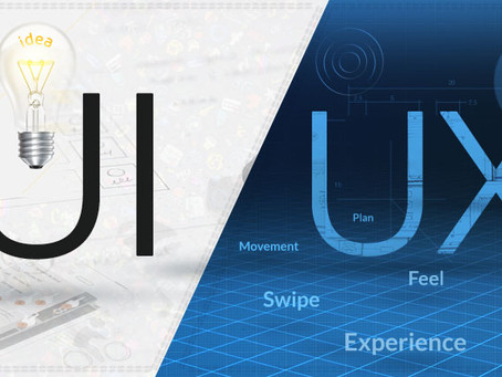 The 3 Big Differences Between UI And UX Design