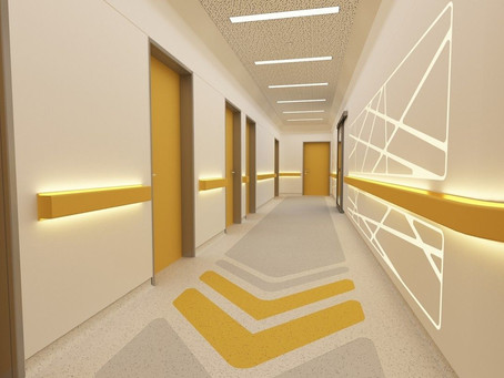 Medical Facilities Painting Services-Hospital, Clinics, Healthcare Centers