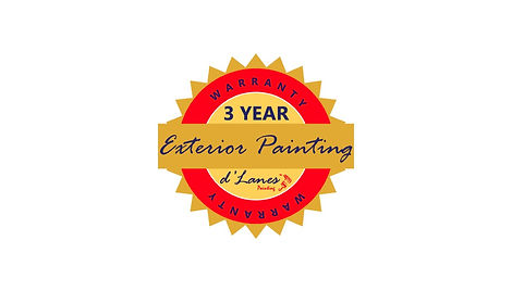 3 year warranty on exterior painting in Boston
