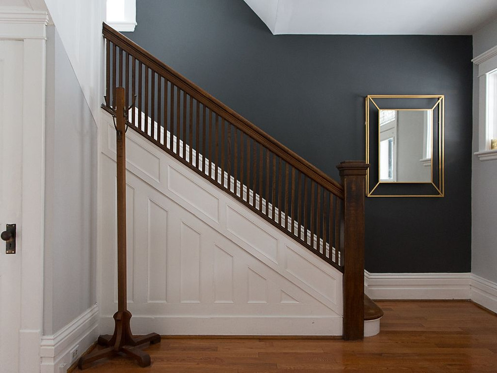 Interior painting in Boston MA