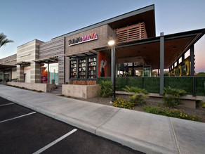 Restaurants & Cafes Painting Service-Commercial Painting