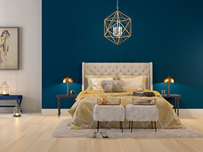 Bedroom Painting- (Residential Painting)
