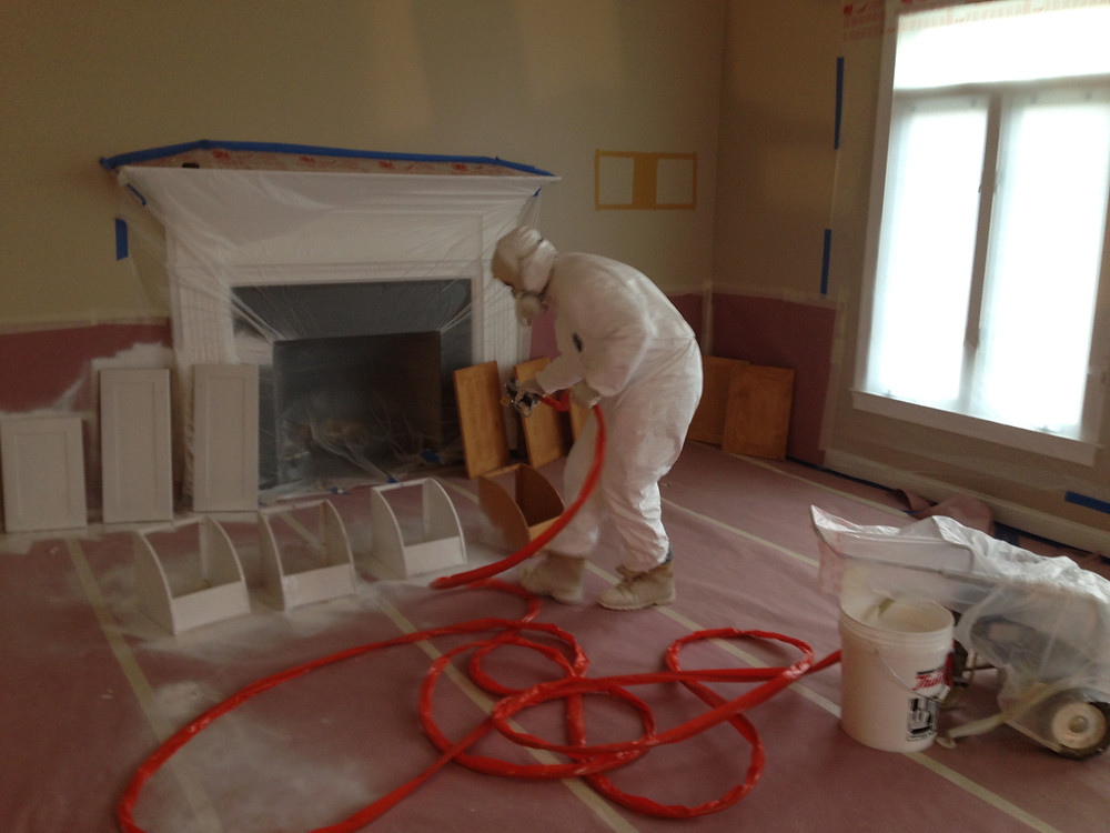 Painting services in Boston