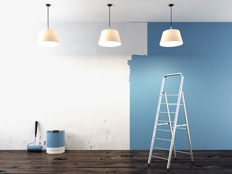 Interior Painting - An Often-Overlooked Home Improvement Project