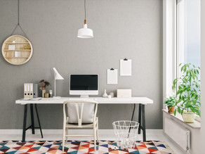 Home Office Painting-Residential Painting