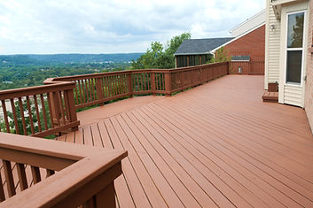 Boston Deck Staining