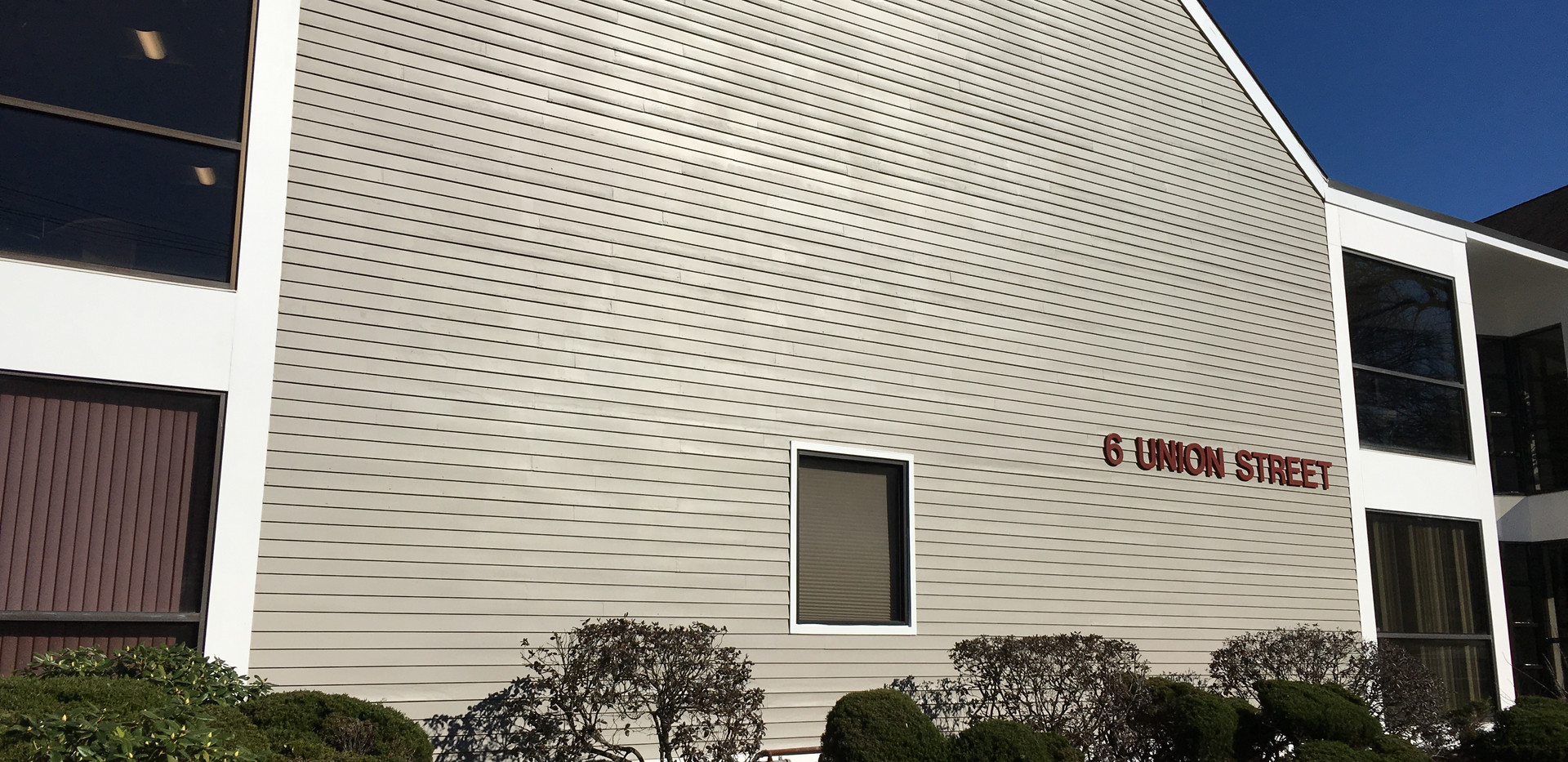 Natick exterior painting