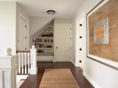 Basements, Hallways and Stairways Painting Service - Residential Painting