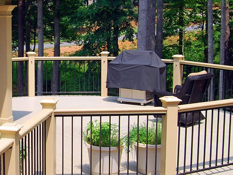 GATE & RAILING Painting Service -Exterior Painting