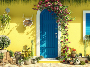 Doors and Window Painting-Residential Painting