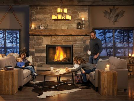 Paint a Brick Fireplace