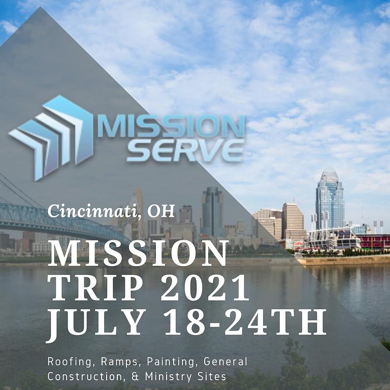Mission Serve Cincinnati