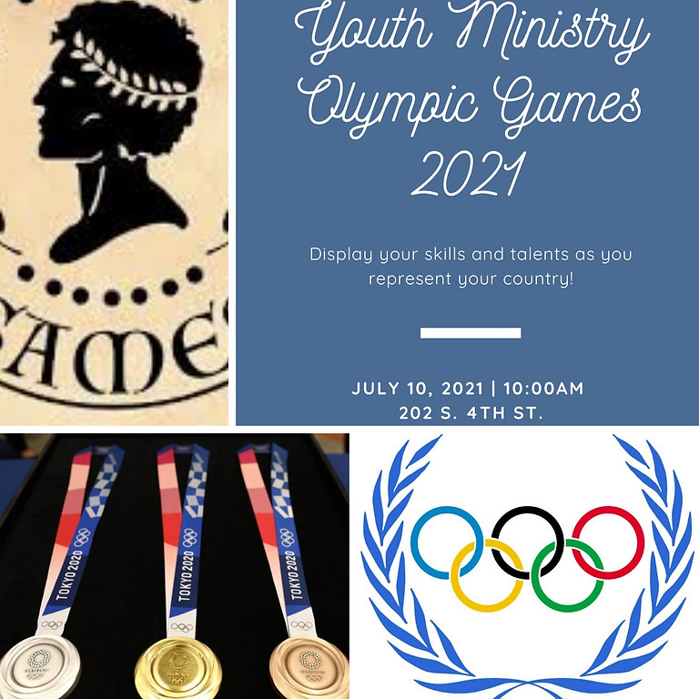 Youth Ministry Olympic Games 2021