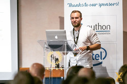 Speaking at PyCon X Italia