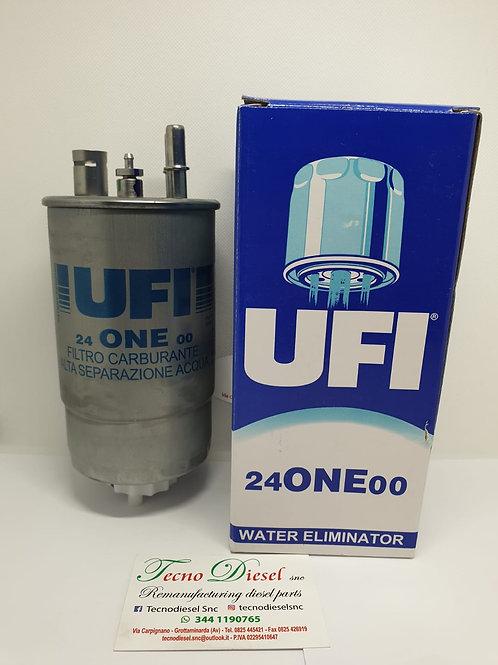 Filtro gasolio UFI 24ONE00 Fiat Lancia Alfa Romeo