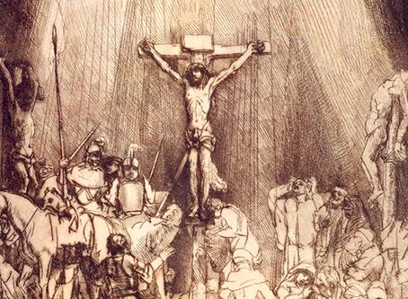 Pasión, Muerte y Resurrección según Rembrandt