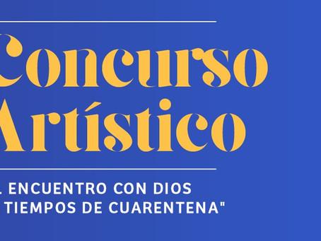 """Ganadores concurso """"El encuentro con Dios en tiempos de cuarentena"""""""