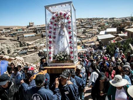 Baile y fe en las alturas, celebrando a la Virgen de Ayquina