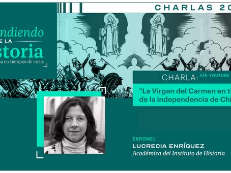 """""""La Virgen del Carmen en tiempos de la Independencia de Chile"""""""