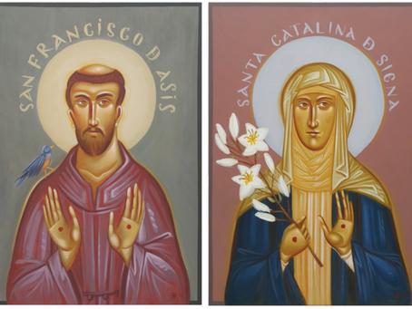 Palabra e Imagen: Conociendo la vida de los santos