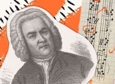 Descubriendo la simbología de Bach