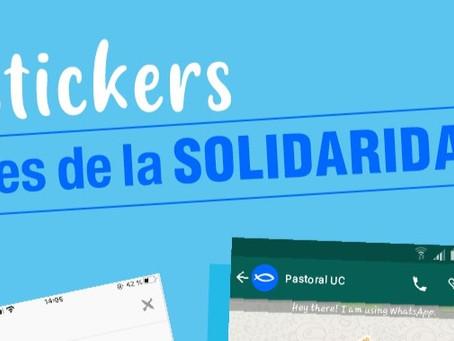 Lleva el mensaje de San Alberto Hurtado de una manera especial en este Mes de la Solidaridad