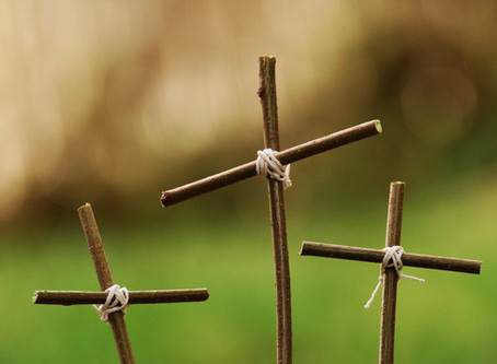 ¿Te atreves a abrazar tu cruz?