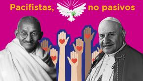 Pacifistas, no pasivos: reflexiones en el Día Internacional de la Paz