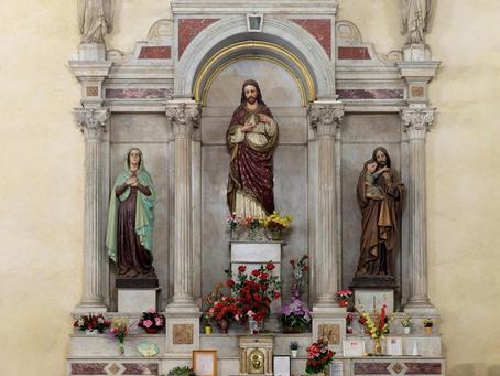 El cuidado del patrimonio religioso hoy